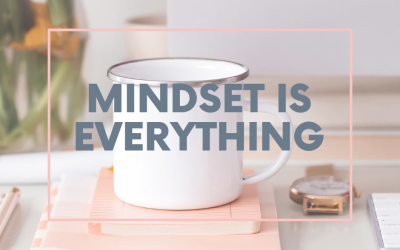 Why it's important to work on your mindset first thing everyday.